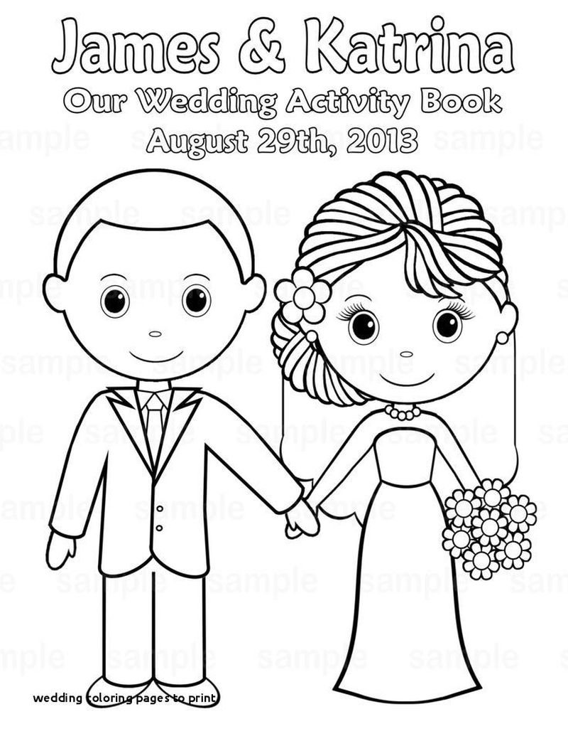 free PRINTABLE precious moments wedding coloring pages