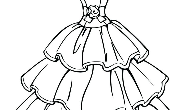 free coloring book pages wedding
