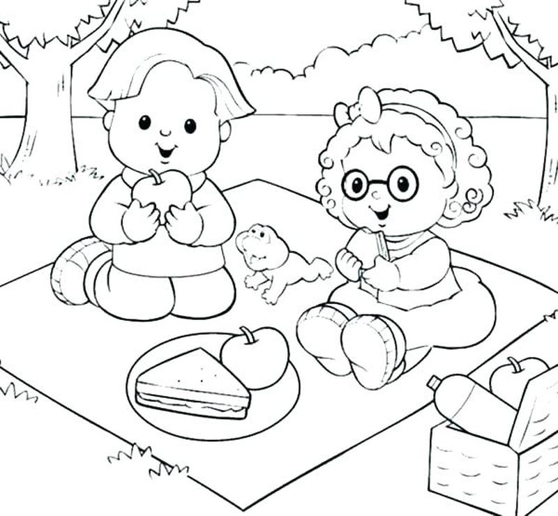 free coloring pages people Printable