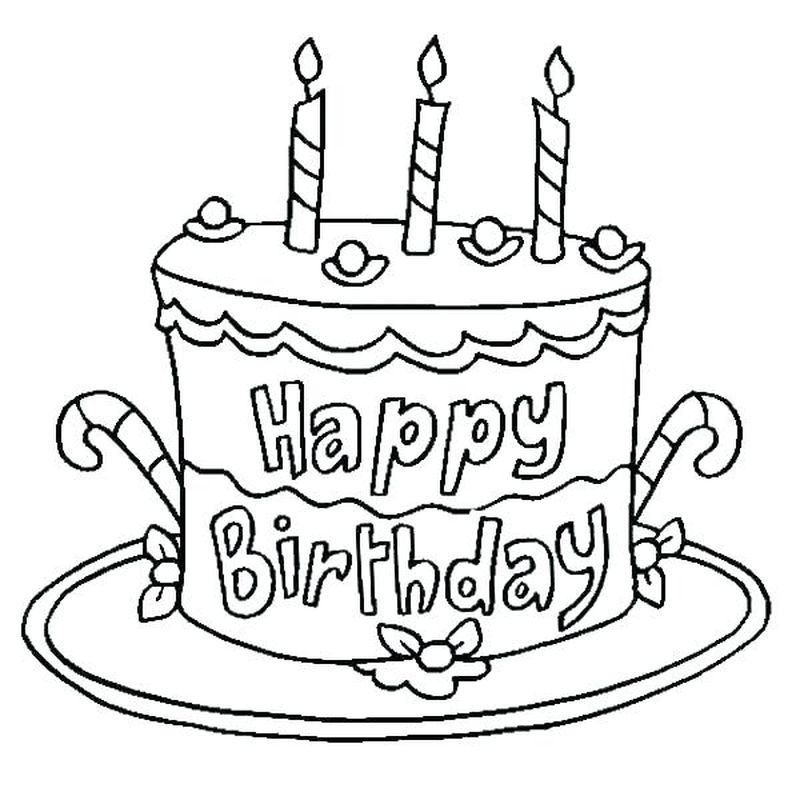 happy birthday coloring pages for teachers