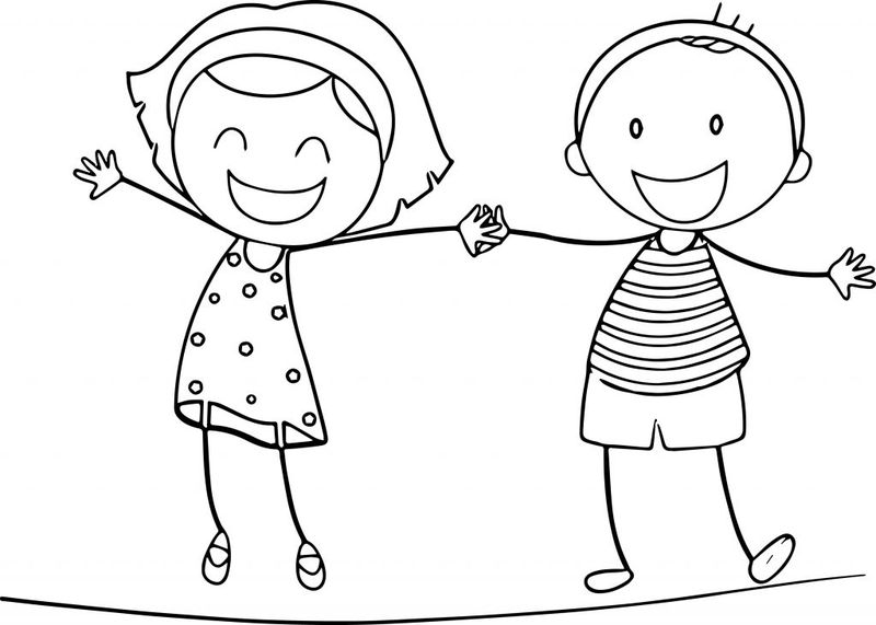 letter people coloring pages Printable