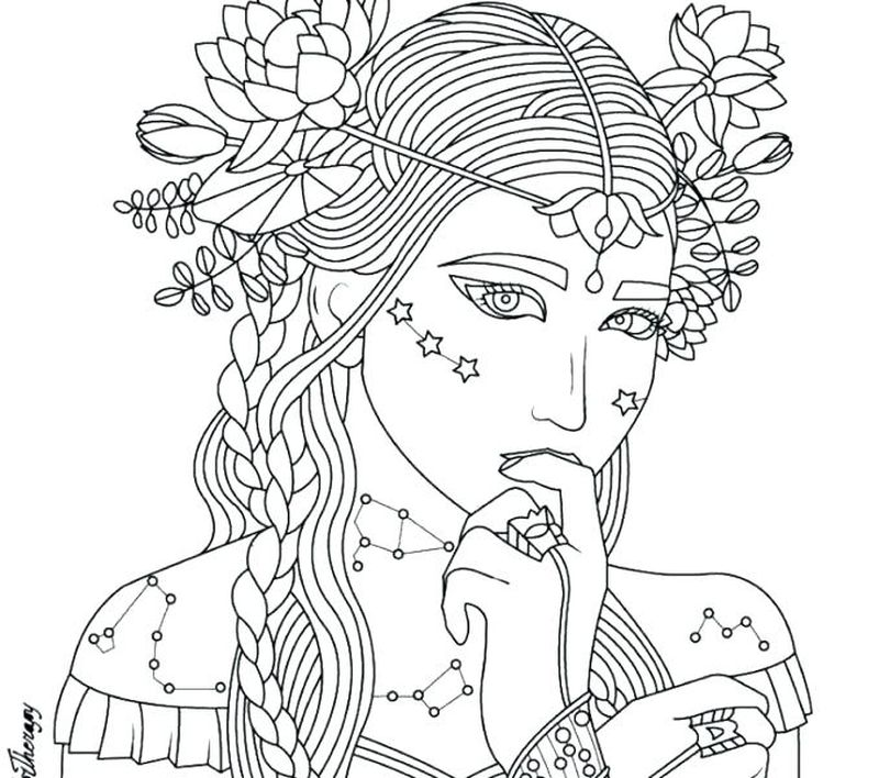 people coloring pages printable free