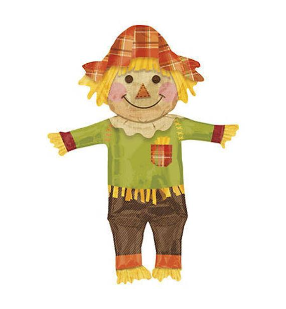 Free Printable ScareCrow Coloring Pages - Printable ...