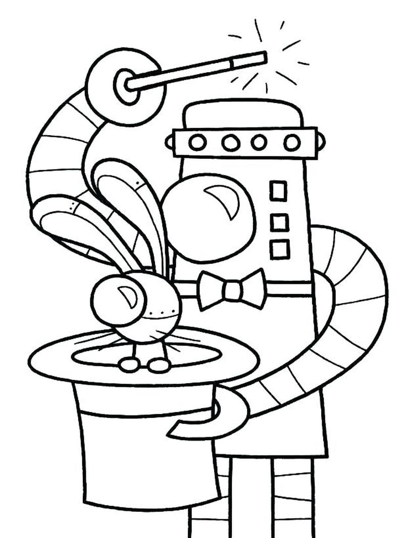 science coloring pages for preschoolers