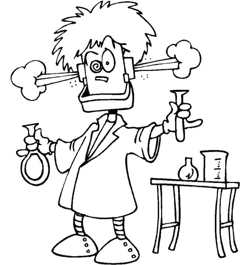science fiction designs coloring pages