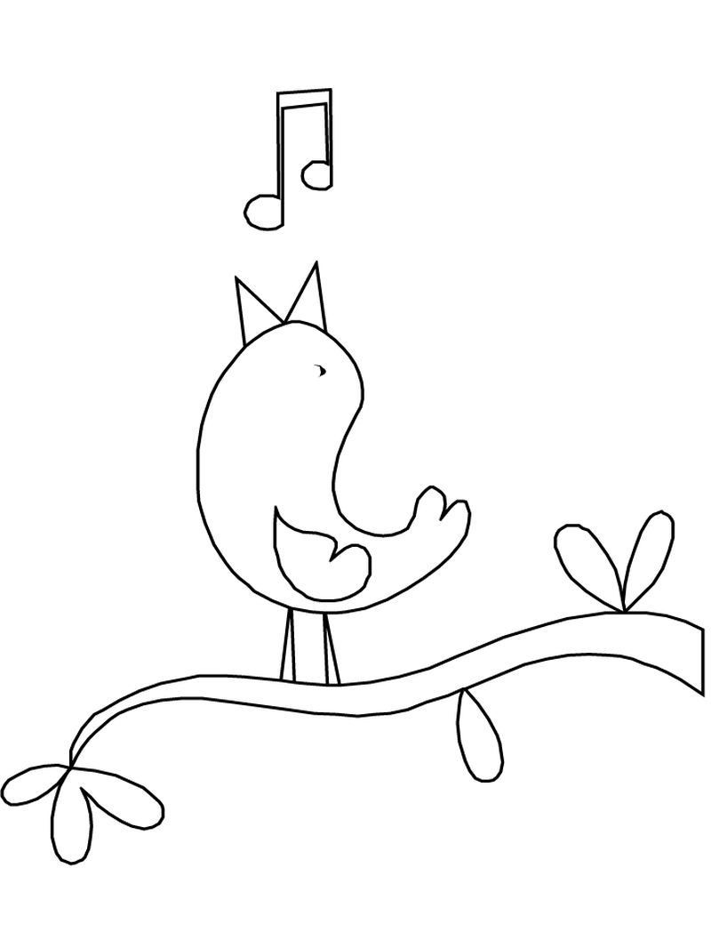 sing movie coloring pages Printable