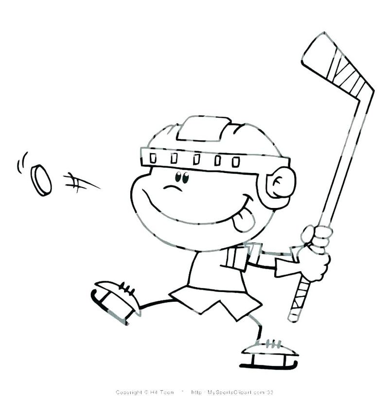 sports coloring pages by numbers