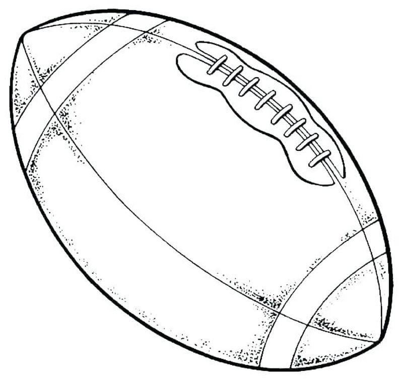 sports coloring pages preschool