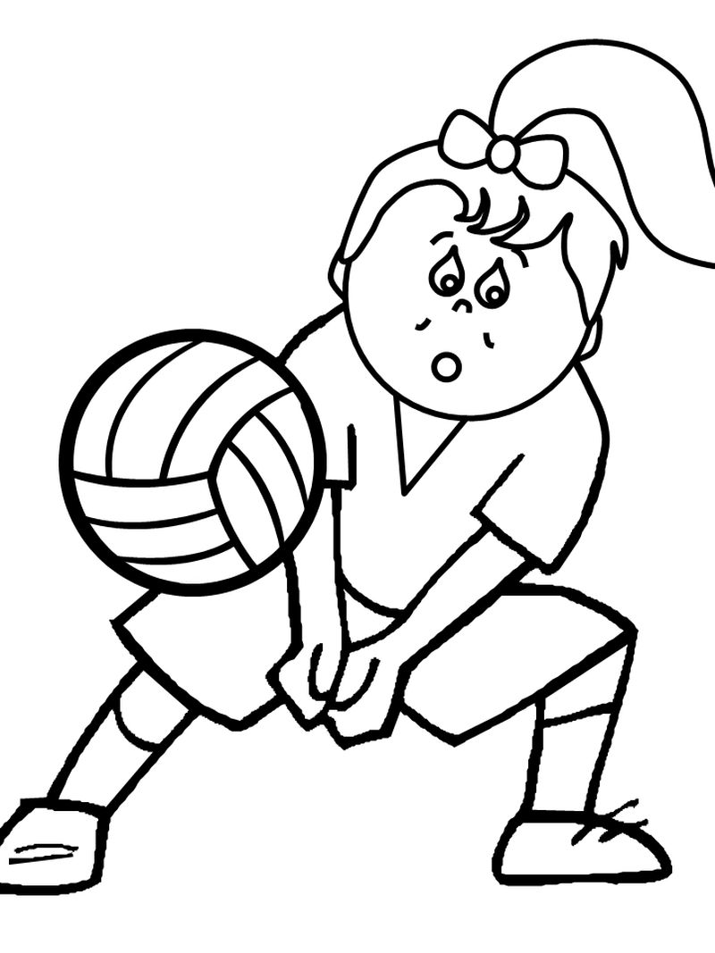 sports coloring pages svg files