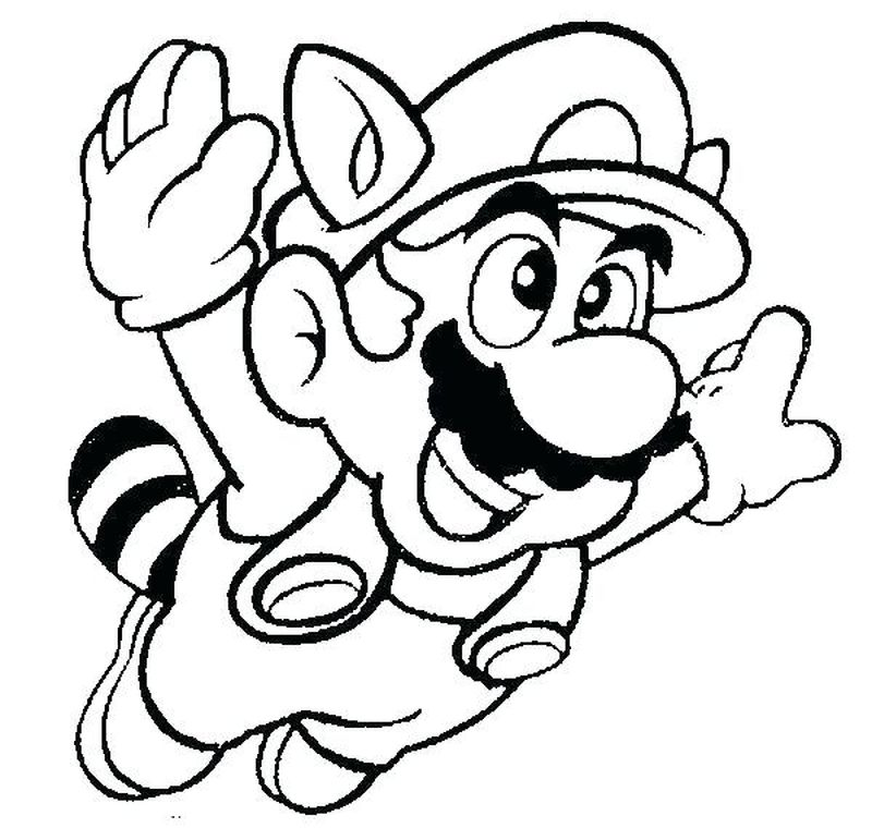 super mario coloring pages printablePrintable