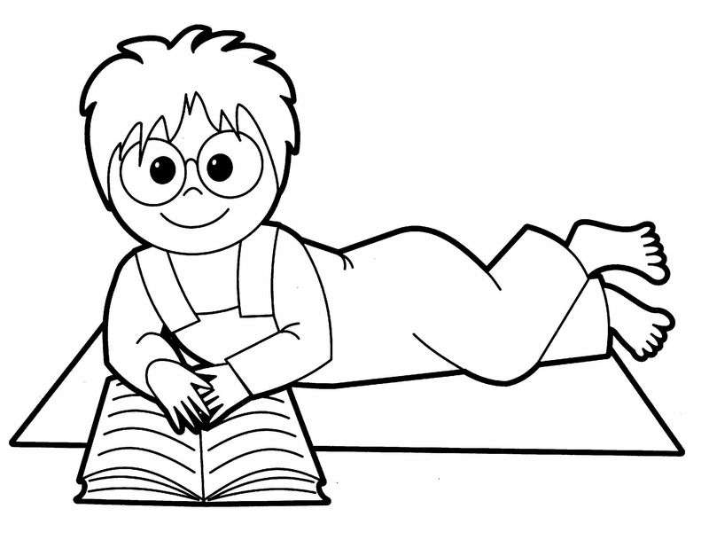 the letter people coloring pages Printable