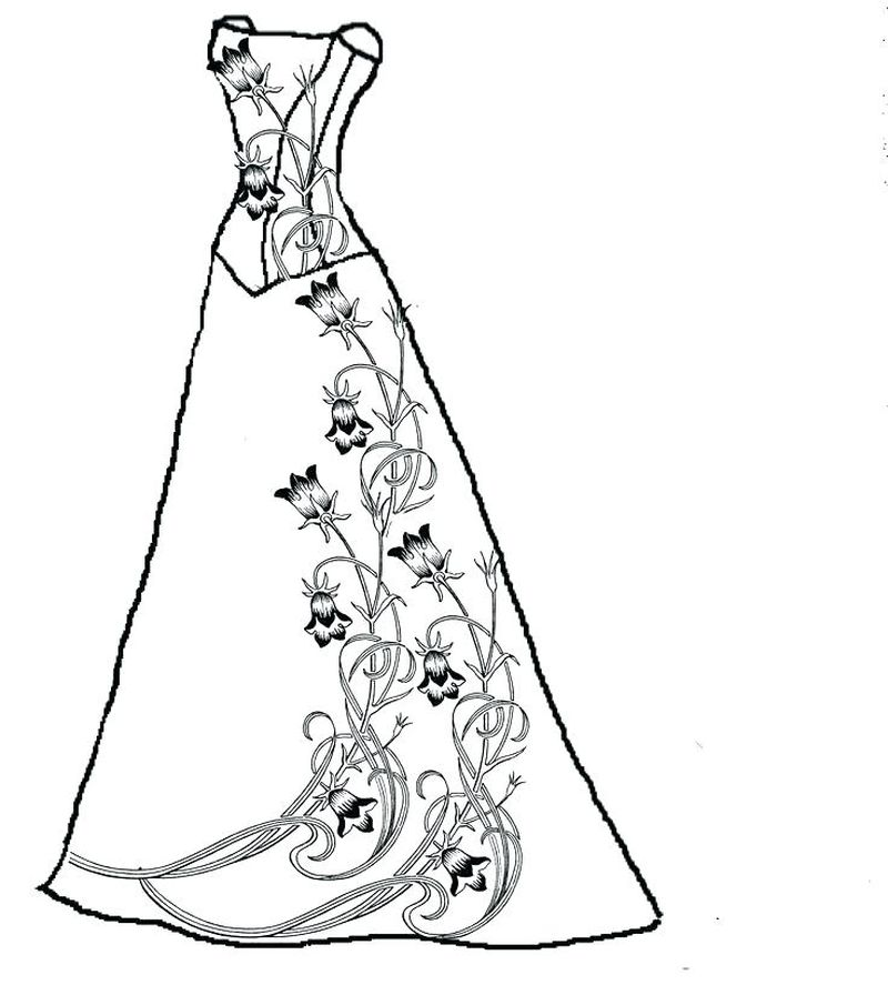 wedding ring bling coloring pages printable