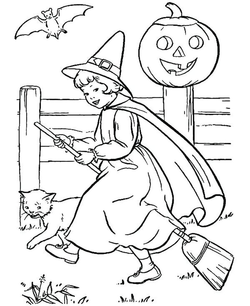 wicked witch of the west coloring pages Printable
