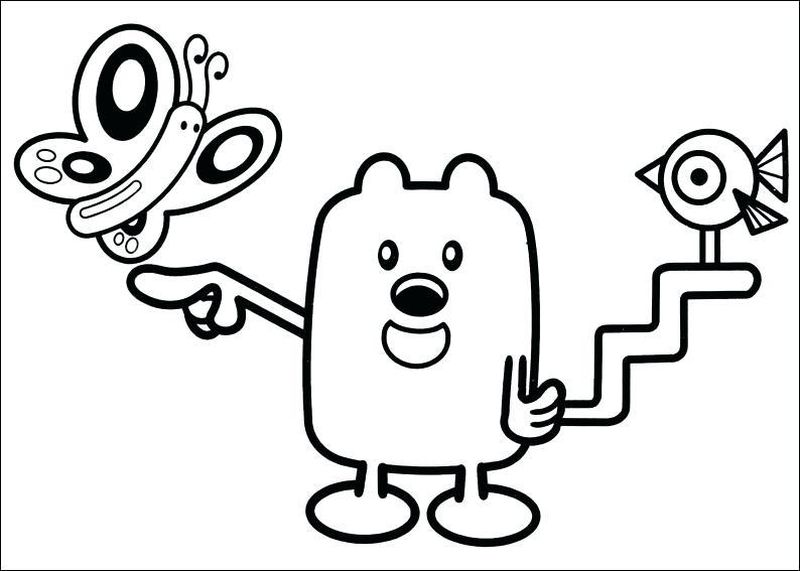 wow wow wubbzy coloring pages pdf free