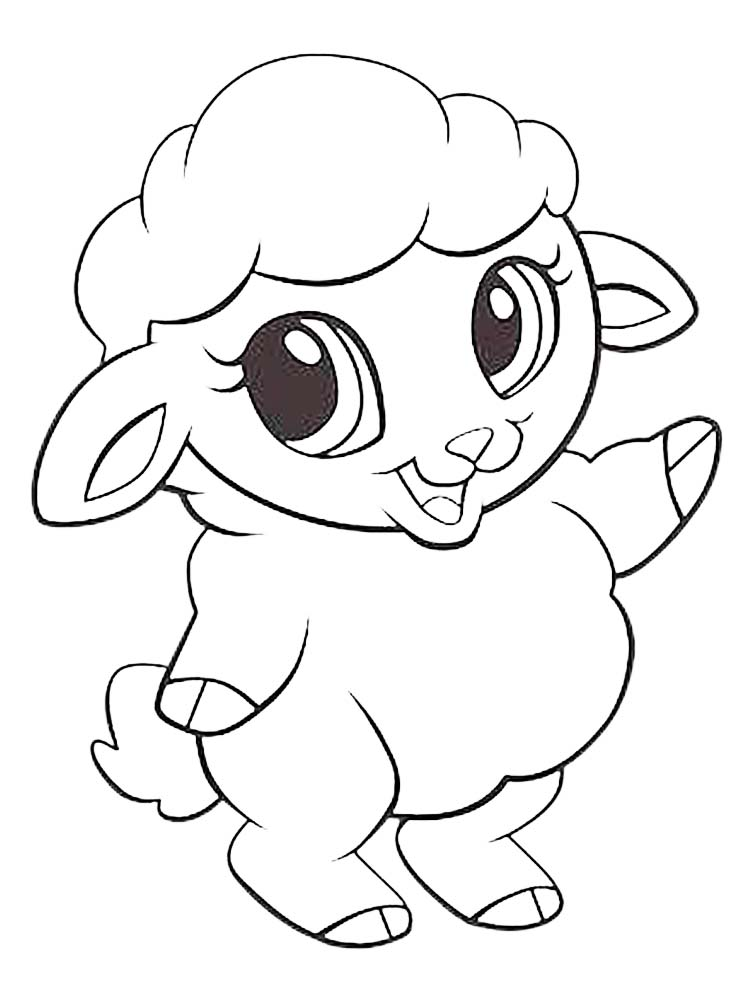 Best Shaun The Sheep Coloring Pages Free
