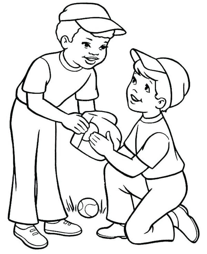 Printable Anime Boys Coloring Pages