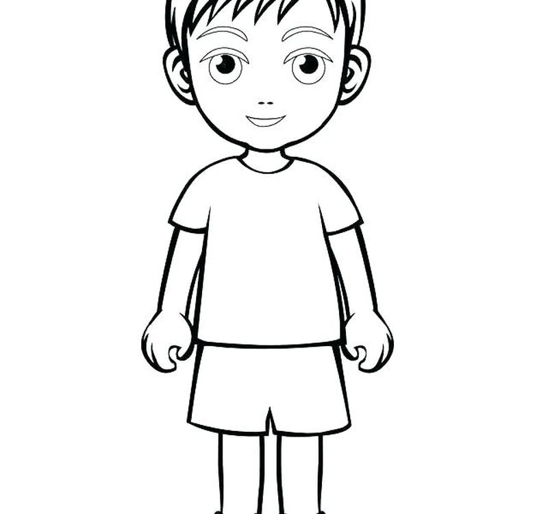 Printable Disney Boys Coloring Pages