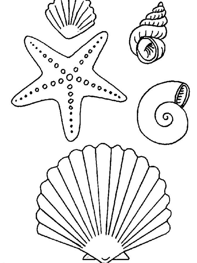Printable Hermit Crab Without Shell Coloring Page
