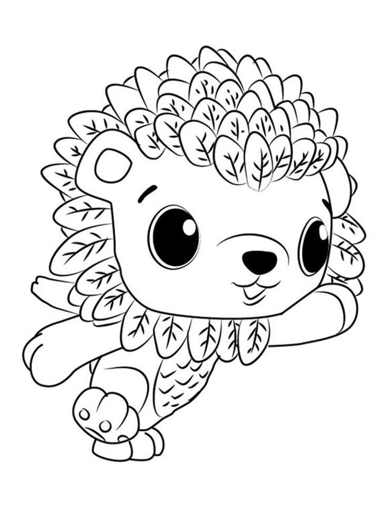 Free Hatchimals Coloring Pages Printable - Printable ...