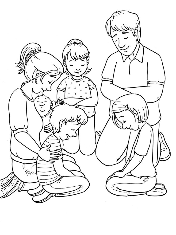 Printable Prayer Coloring Pages For Adults