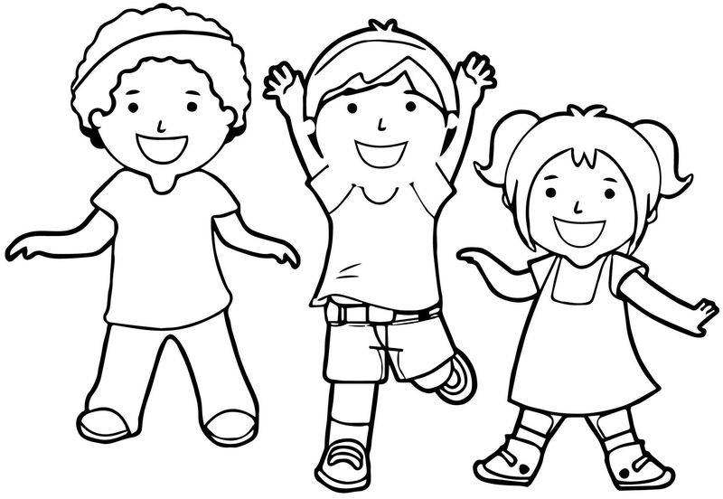 Printable The Rowdyruff Boys Coloring Pages