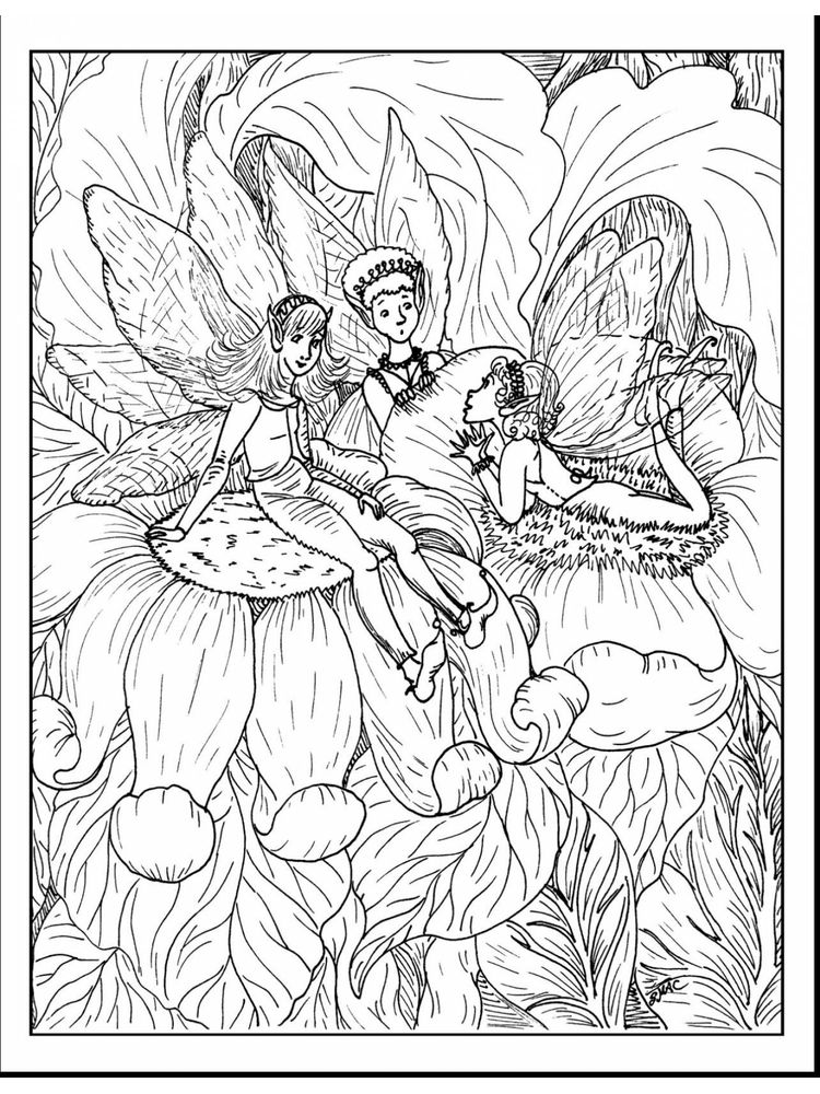 printable Gothic Coloring Pages To Print