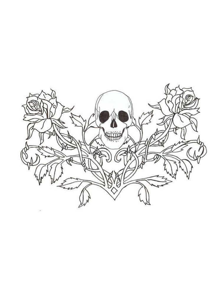 printable Gothic Fairy Coloring Pages For Adults